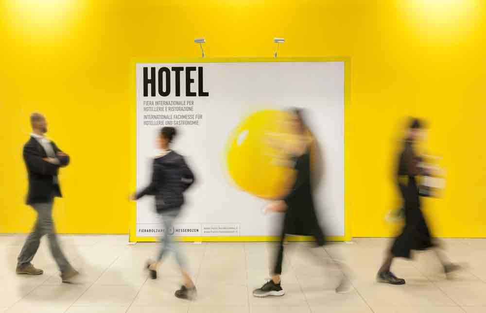 Auf der B2B-Messe in Bozen treffen sich Manager und Experten aus der Hotelbranche (Foto: Marco Parisi, Messe Bozen AG)