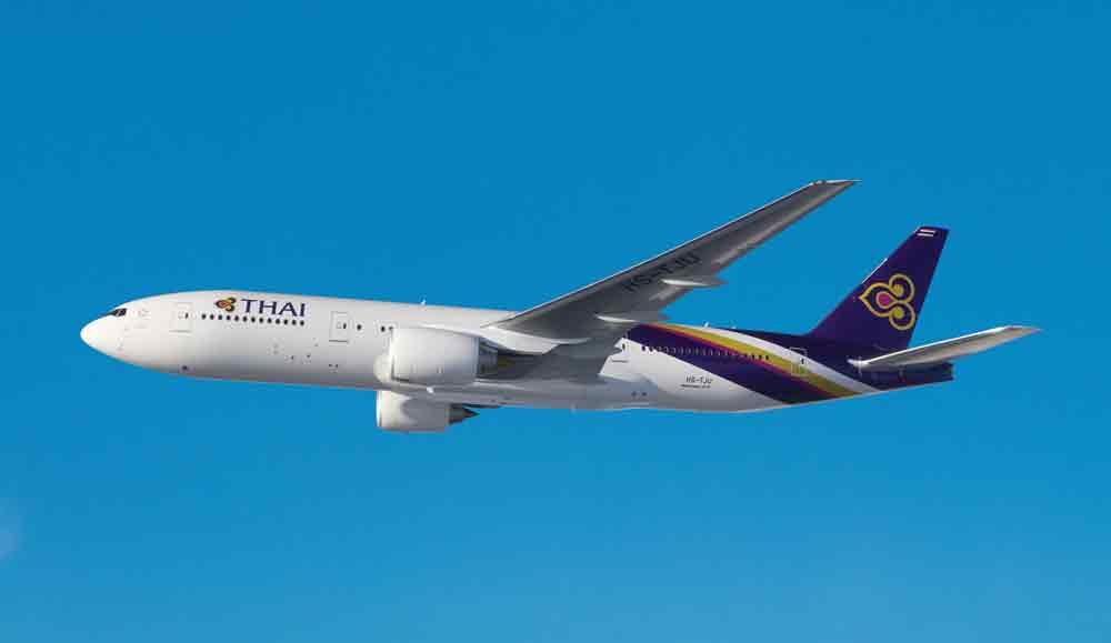 Thai Airways feiert nach mehrjähriger Abwesenheit ab Mitte November ein Comeback auf dem Wiener Flughafen