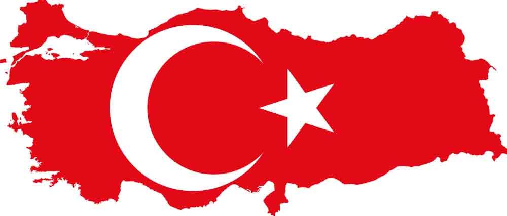 Die deutsche Regierung hat nach Festnahme von EU-Staatsbürgern die Reisehinweise für die Türkei verschärft (Grafik: Darwinek, Wiki Commons)