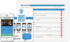 Digitales Gäste-Service-System