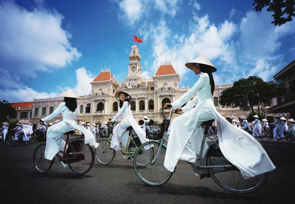 Vietnam erleichtert Einreise für Staatsbürger aus fünf europäischen Ländern (Foto: Vietnam Airlines)