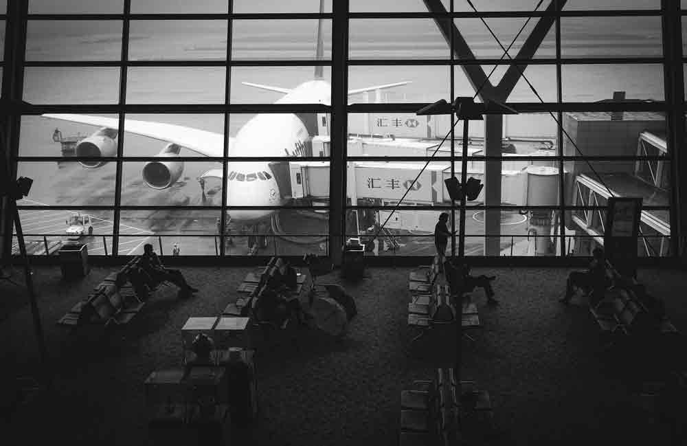 Weil nach einem technischen Problem eine Familie es mit der Flugangst zu tun bekam, verspätete sich der Start und vier Passagiere klagte deshalb auf Ausgleichszahlung (Foto: Pixabay)