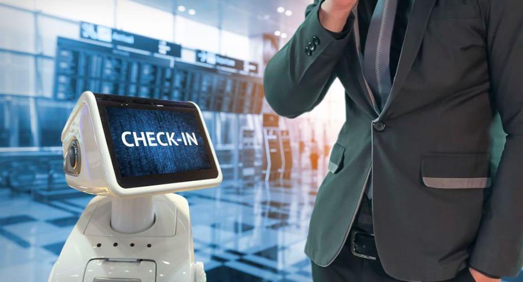 Künstliche Intelligenz erobert die Geschäftsreisebranche (Foto: Egencia)