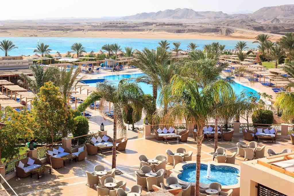 Magic Life Club Kalawy am Roten Meer erfreut sich wieder großer Nachfrage bei Urlaubern (Foto: Tui)