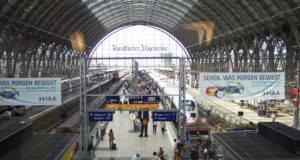 Schlechtes Urteil für den Hauptbahnhof Frankfurt am Main (Foto: Jürgen Heegmann, Wikipedia)