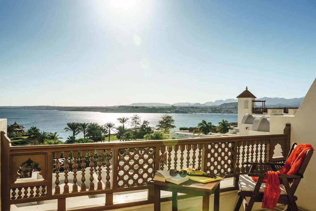 Beliebt bei Urlaubern ist das Mövenpick Resort Sharm El Sheikh. 2020 wird an der ägyptischen Mittelmeerküste ein neues Mövenpick-Hotel eröffnet (Foto: Mövenpick Hotels & Resorts)