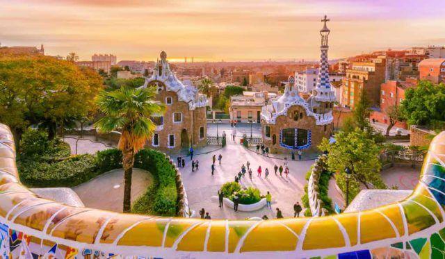 MICE-Reiseziel: Barcelona: Blick auf die Stadt