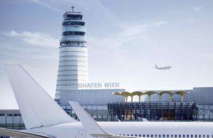 Wiener Flughafen im Aufwind: Passagierzahlen und Fracht mit starken Zuwächsen (Foto: Flughafen Wien AG)