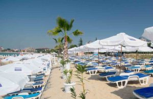Familien-Hotel mit Privatstrand in Bulgarien