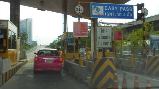 Thailand: Maut für Autobahn wird teurer