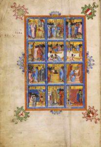 Nationalbibliothek: Evangeliar