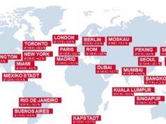 Hotelpreise vergleichen: Der Preisrader zegit einen weltweiten Hotelpreisvergleich