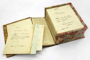 ationalbibliothek: Zettelkatalog