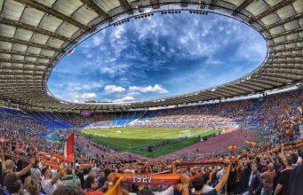Fußballreisen: Fußballstadion