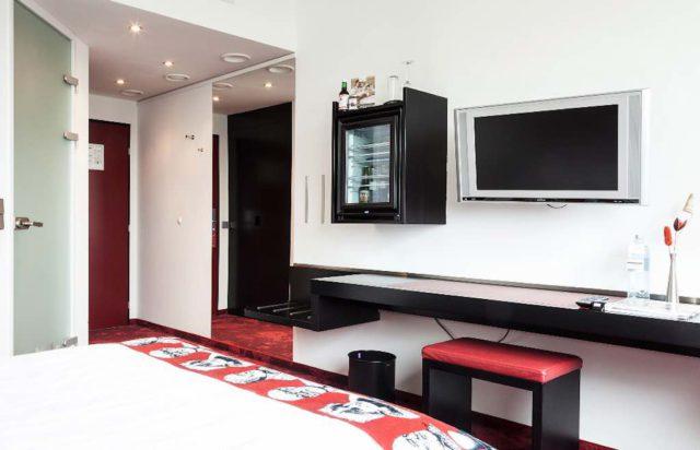 Zimmer im Business Hotel Arcotel Nike Linz