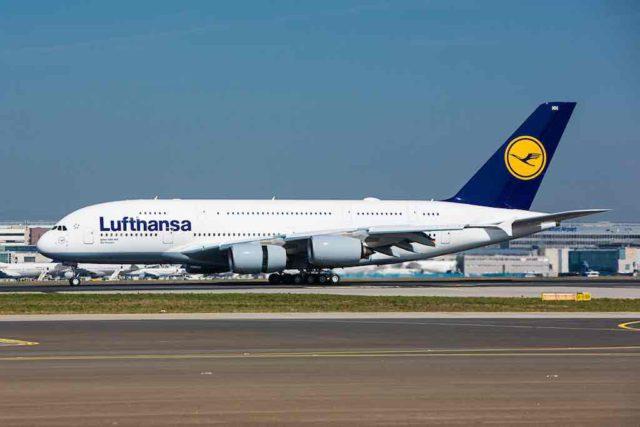 Lufthansa stationiert fünf Airbus A380 auf dem Flughafen München