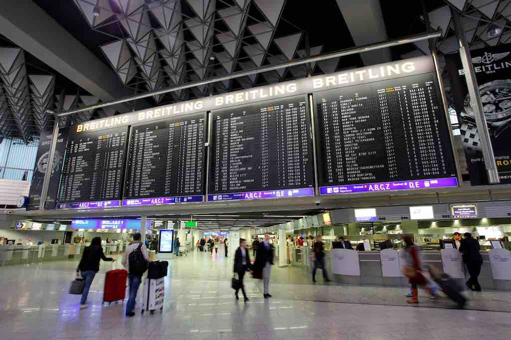 Www.Airport Frankfurt Abflug