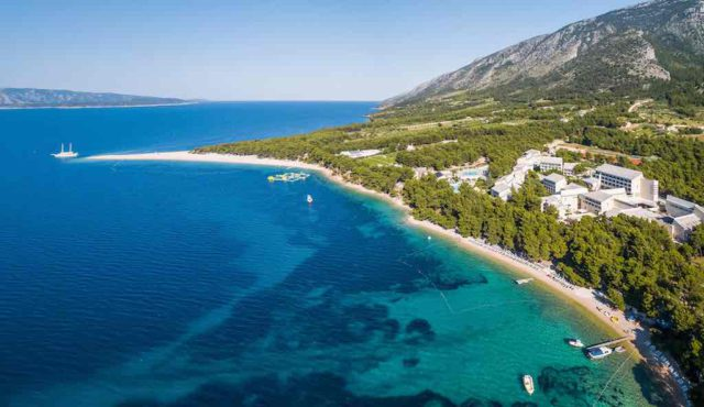 Brač: Bretanide Sport & Wellness Resort auf der Insel Brač