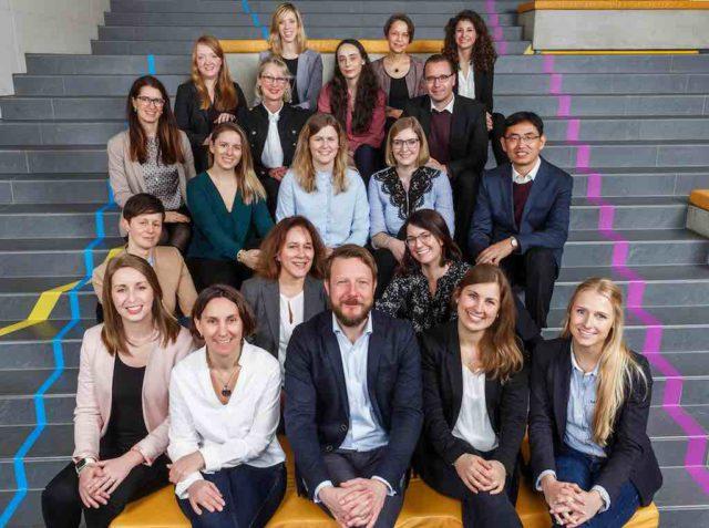 Das German Convention Bureau-Team ist fit für die Zukunft (Foto: GCB)
