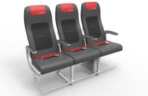 Der italienische Hersteller Geven liefert die Sitze für alle ab 2019 ausgelieferten Flugzeuge der A320-Familie