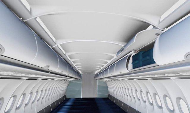Erstes Produkt der Aftermarket Services ist das Produkt Passanger Luggage Space Upgrade