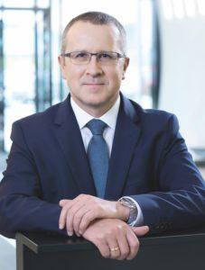 Robert Machtlinger, FACC-Vorstandsvorsitzender Robert Machtlinger, FACC-Vorstandsvorsitzender
