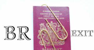 Brexit: Britischer Pass