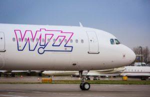 Wizz Air mit neuem Airbus A321