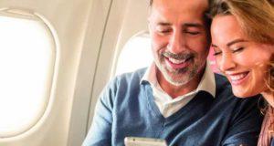 Mit dem tageweise mietbaren mobilen WiFi Hotspot können Austrian Airlines Passagiere am Reiseziel surfen (Foto: Austrian Airlines)
