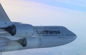 Preisbewusste Passagiere, die nur mit Handgepäck nach Nordamerika fliegen, zahlen bei der Lufthansa weniger