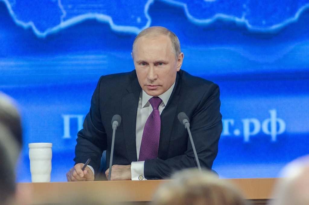 Ohne Wladimir Putin geht nichts in Russland. Was er sagt, das wird getan (Foto: Dimitrii Osipenko, Pixabay1)