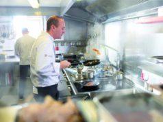 Ferdinand Trautwein aus Stuttgart gehört zu den besten und kreativsten Köchen in Deutschland (Foto: Stuttgart-Marketing GmbH)