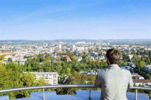 Green Meetings in einer grünen Stadt: Wels ist die ideale Location für Veranstaltungen, Tagungen und Kongresse (Foto: BT Wels)