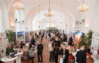 Fachmesse Eventbiz in Schönbrunn