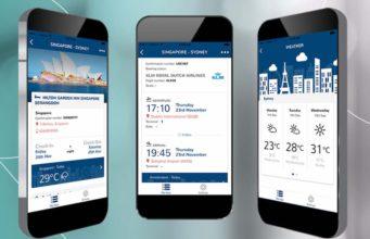 Die neue Mobile App von FCM für Geschäftsreisende bietet viele Informationen und Services für unterwegs