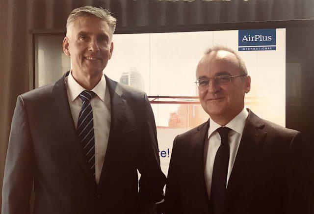 AirPlus International Kern und Kirsch