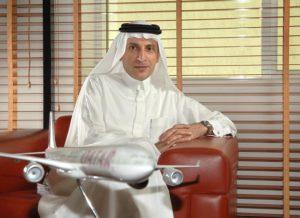 Qatar Airways Group Chief Executive Akbar Al Baker