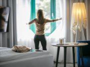 Comfortzimmer im Arcotel Wimberger sorgen für eine Wohlfühltatmosphre