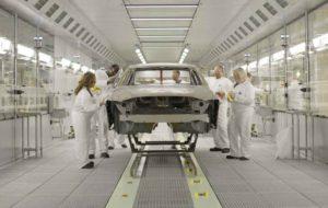 Volvo: Erstes Werk in den USA