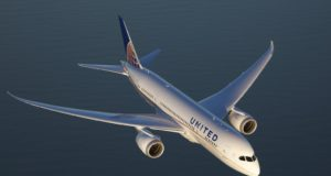 United Airlines: Dreamliner