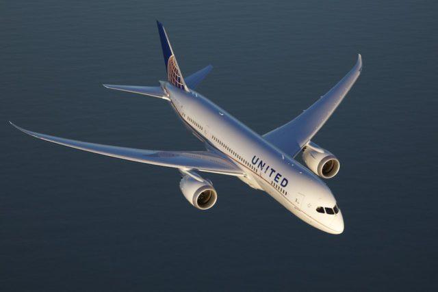 United Airlines: Dreamliner