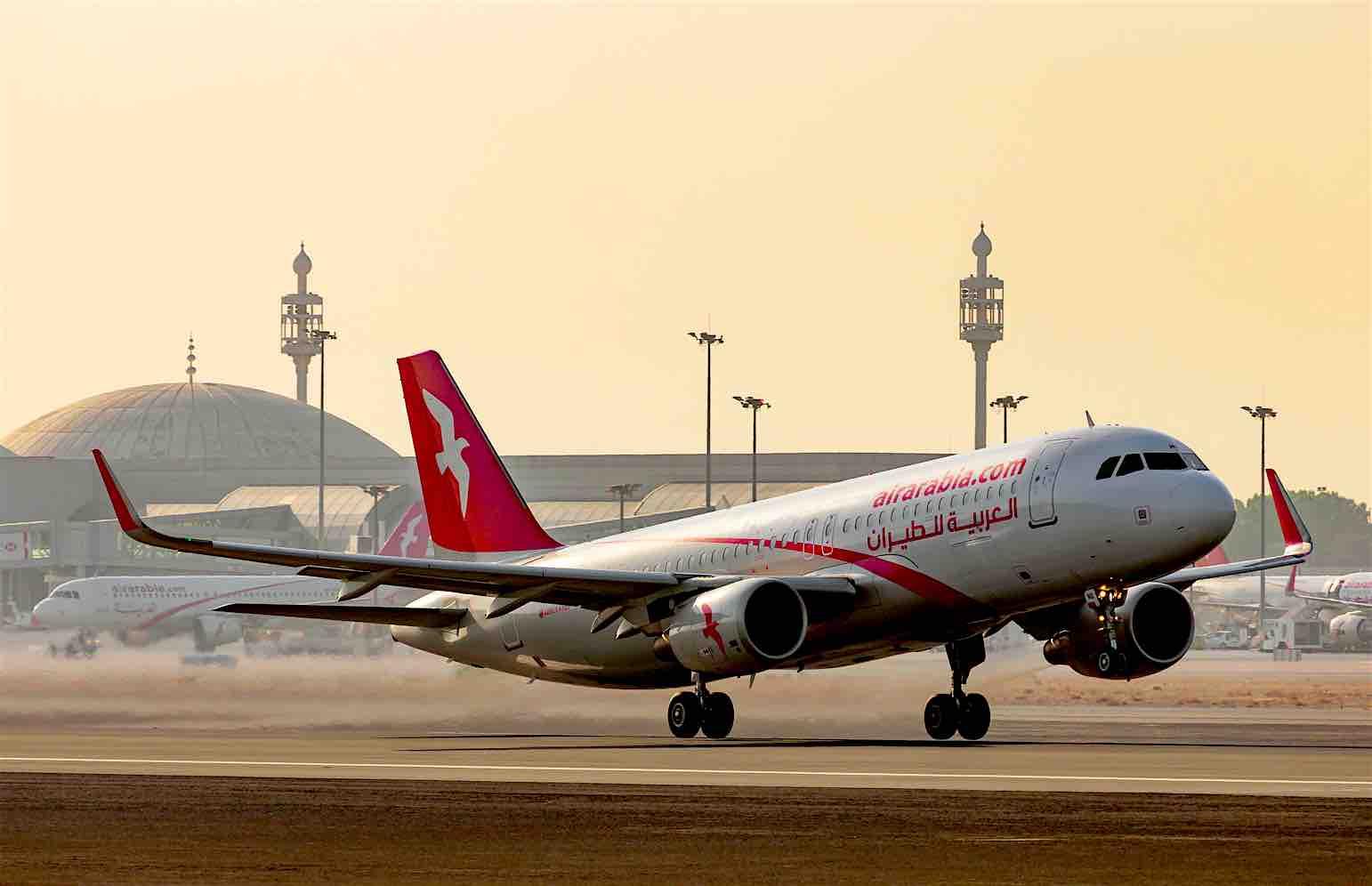 Air Arabia Maroc ist eine Tochtergesellschaft der Air Arabia Gruppe. Sie wurde im April 2009 gegründet und ist Marokkos führender Low Cost Carrier