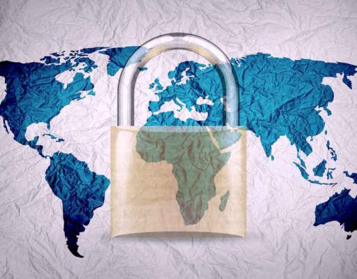Datensicherheit auf Geschäftsreisen ist ein großes Problem für Mitarbeiter (Foto: Tumisu, Pixabay)
