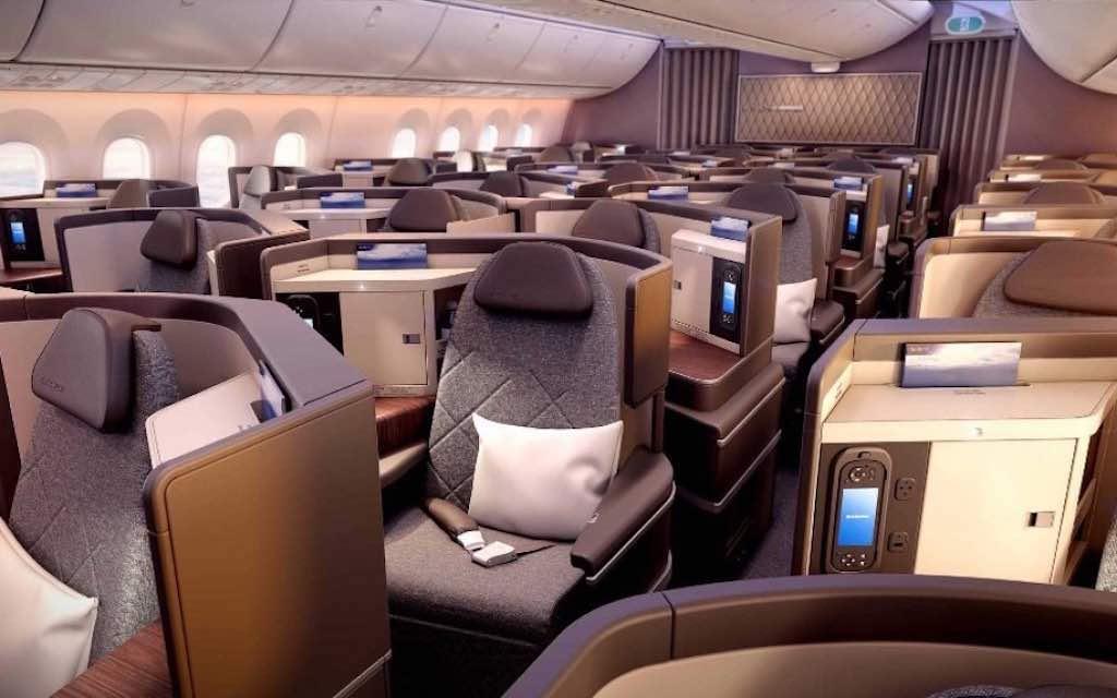 Geschäftsreisende und Urlauber können jetzt auch von Berlin nach Tel Aviv die Business Class der EL AL buchen