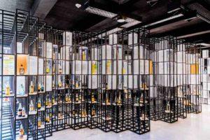 Wodka Museum in Warschau: Es gibt mehr als eine Wodka-Sorte