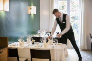 Restaurant Eschenbach im ARCOTEL Castellani Salzburg