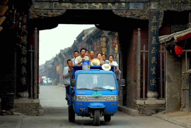 Mit Marco Polo in einer Mini-Gruppe auf Entdeckerreise in China – ein unvergessliches Erlebnis (Foto: Luo Shaoyang from Beijing, China CC BY 2.0, via Wikimedia Commons)