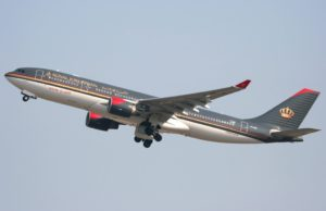 Was Sicherheit betrifft gehört Royal Jordanian zu den Top 20 Airlines der Welt (Foto: Aktug Ates, Wikimedia Commons, GNU Free Documentation License, Version 1.2)