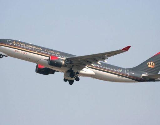 Was Sicherheit betrifft gehört Royal Jordanian zu den Top 20 Airlines der Welt (Foto: Aktug Ates, Wikimedia Commons, GNU Free Documentation License, Version 1.2)