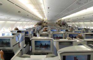Passagiere ärgern sich über Pannen und Verspätungen der Fluggesellschaften, aber sie verzichten nicht aufs Fliegen (Foto: Tobias Groos CC BY 2.0, via Wikimedia Commons)